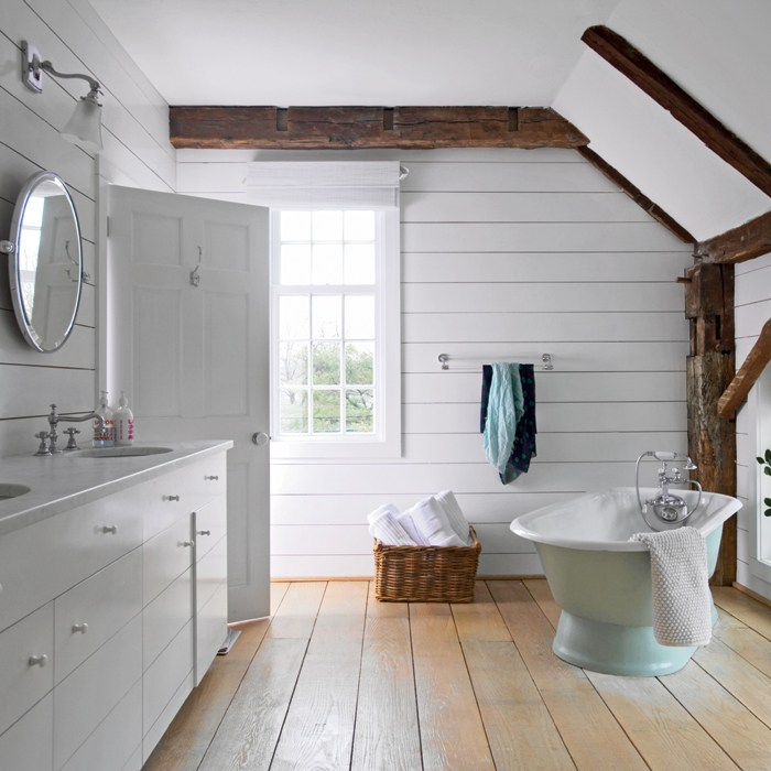 Beachy Bathroom Ideas