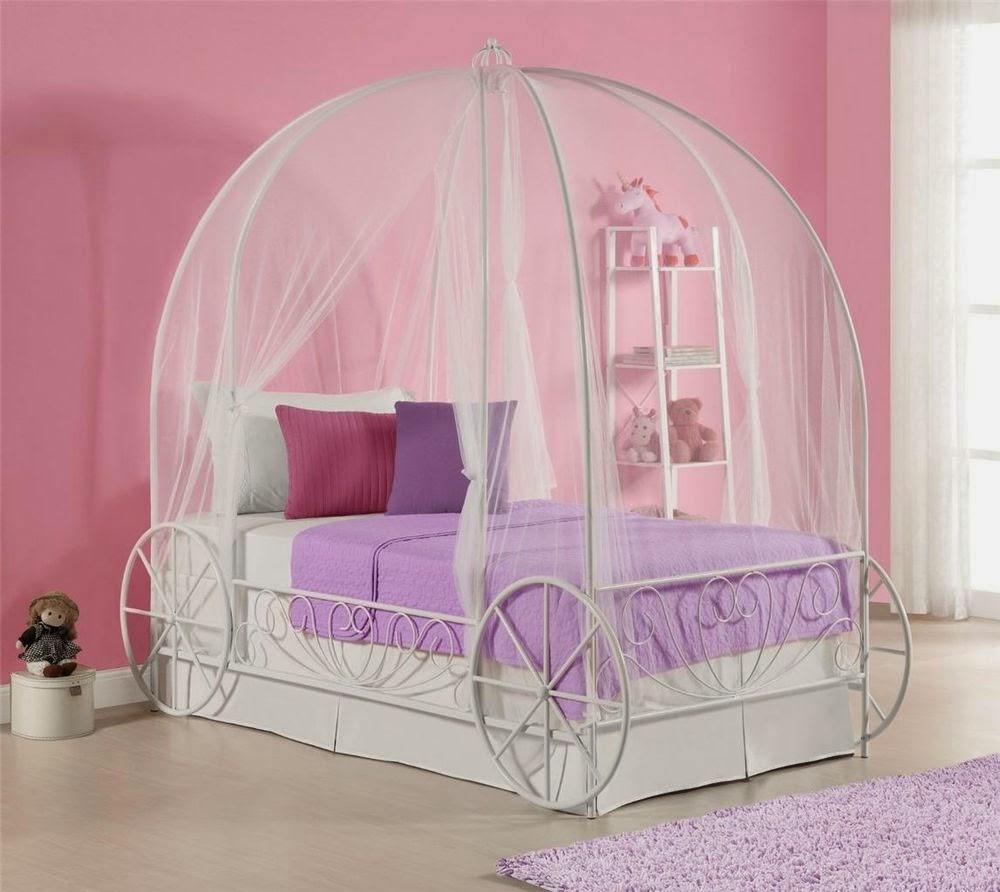 Bed Canopy Frame Kit