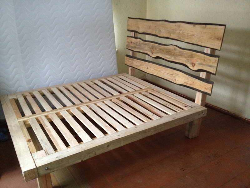 Bed Frame Designs Diy