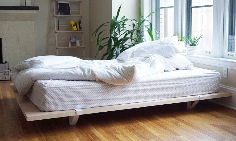 Bed Frame Diy Platform
