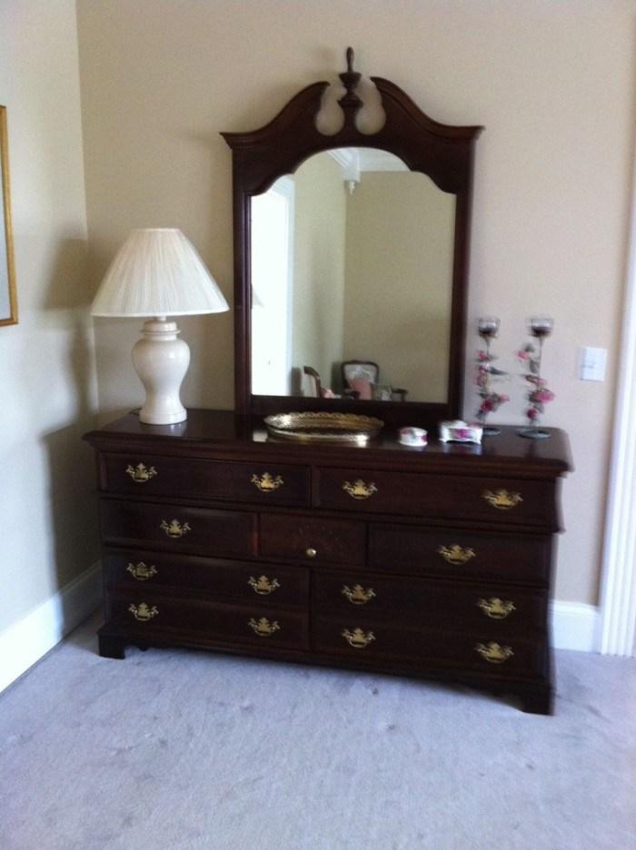 Bed Frame Dresser Drawers