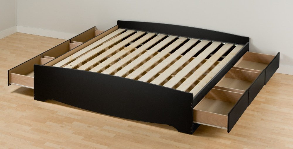 Bed Frame Full Size Wood