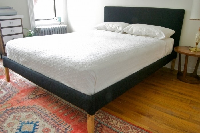 Bed Frame Ikea Hack