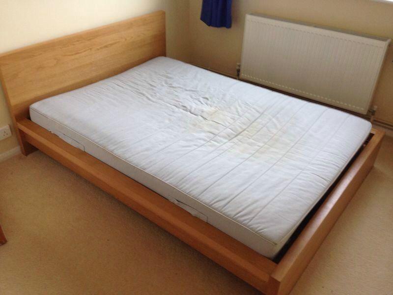 Bed Frame King Ikea