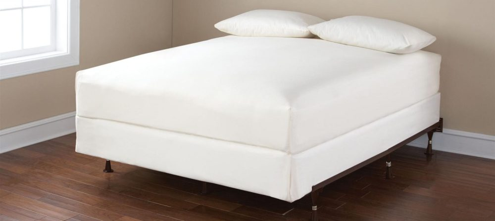 Bed Frame Mattress And Box Spring