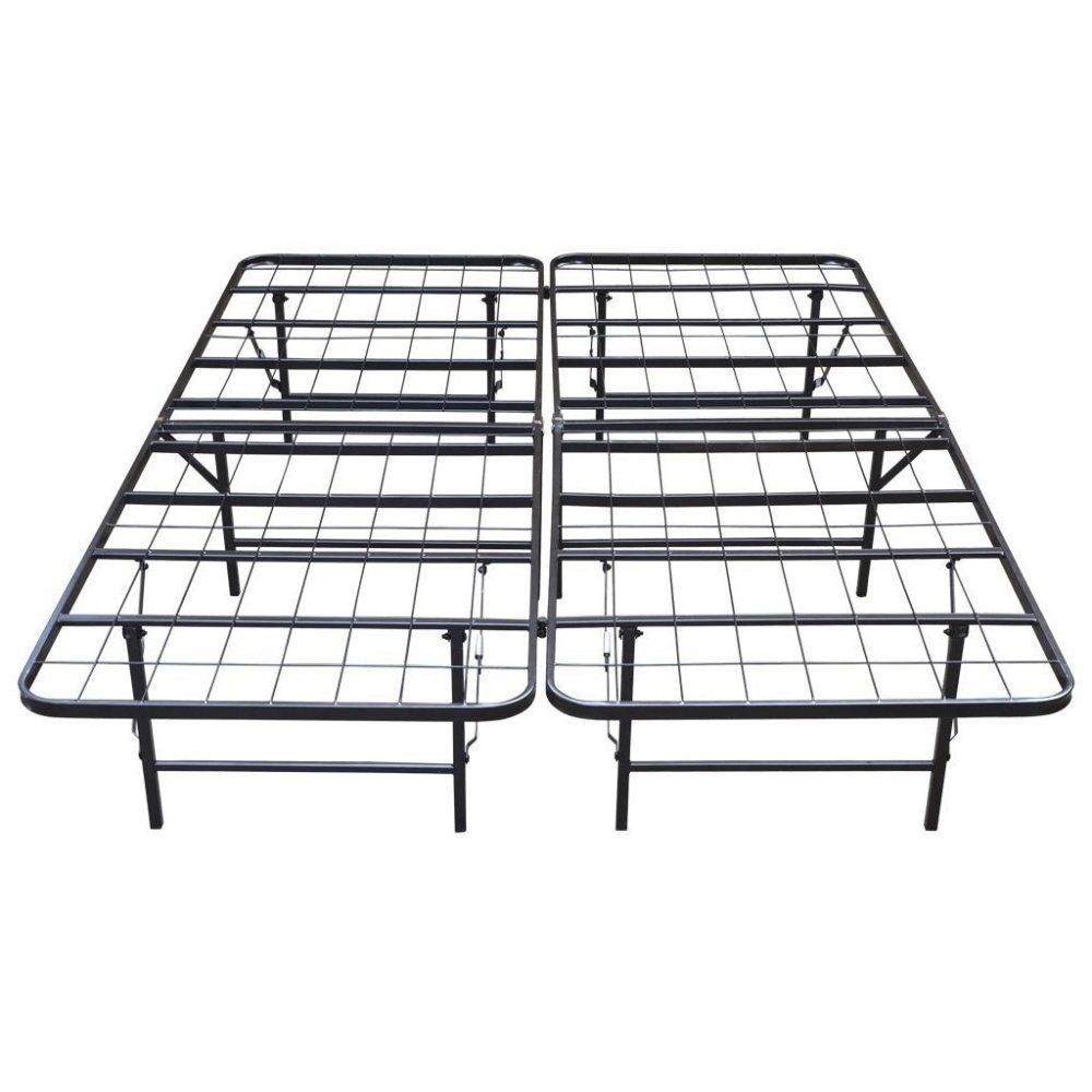 Bed Frame No Boxspring Needed