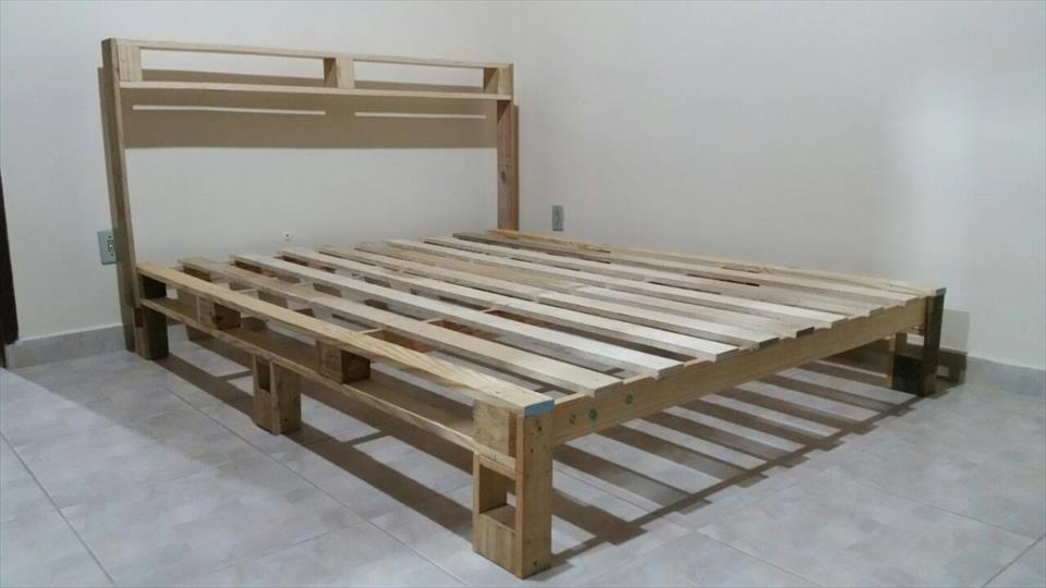 Bed Frame Pallets