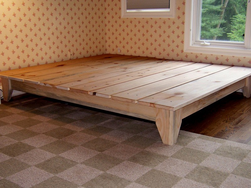 Bed Frame Platform King