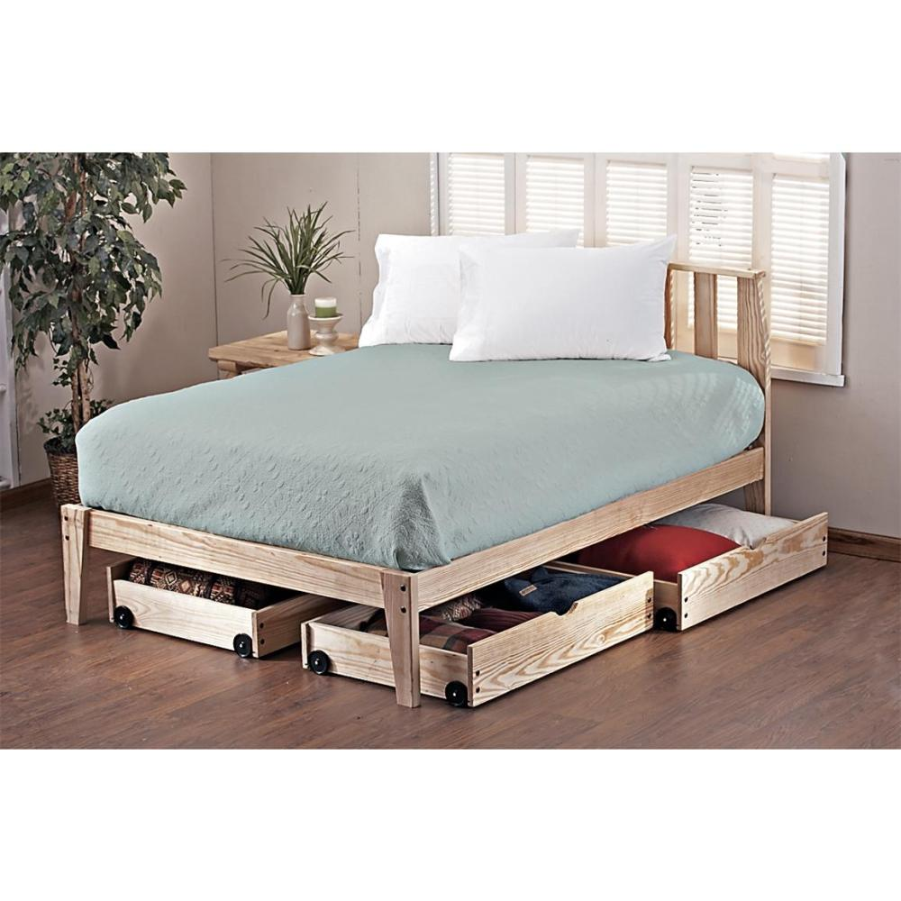 Bed Frame Platform Twin