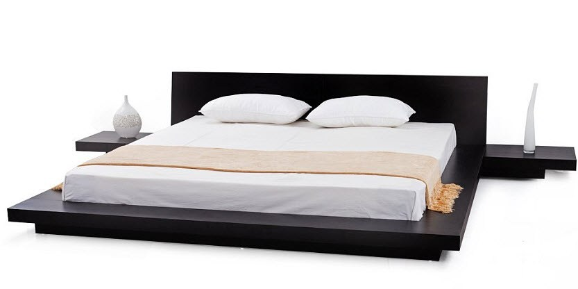 Bed Frame Queen Platform