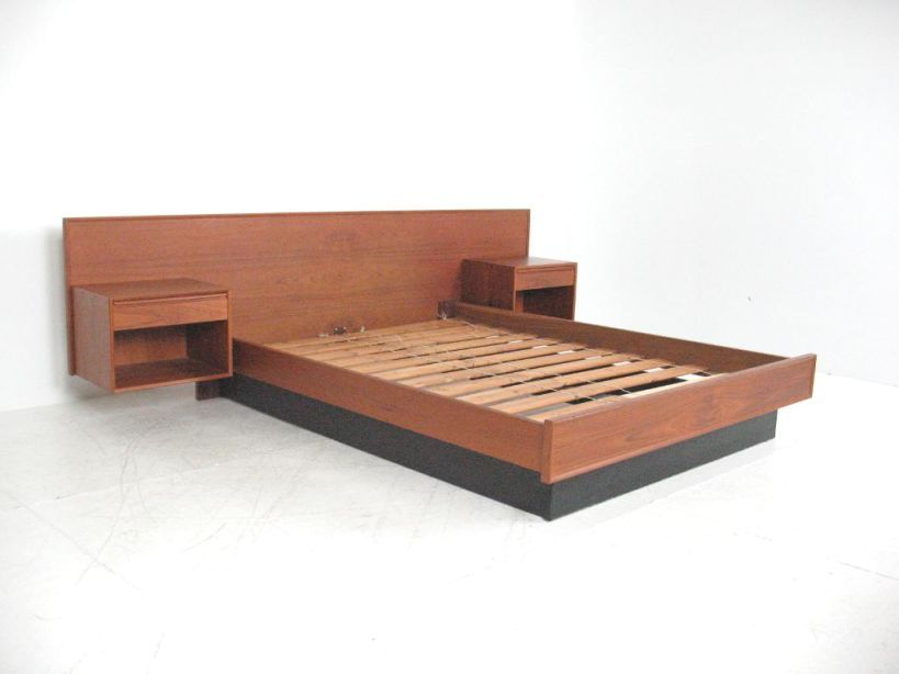 Bed Frame Queen Size Dimension