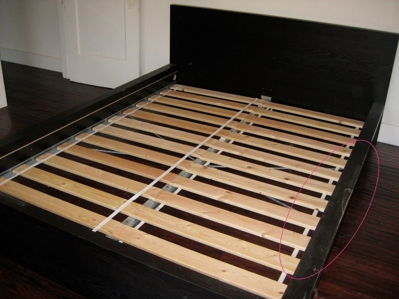 Bed Frame Queen Size Ikea