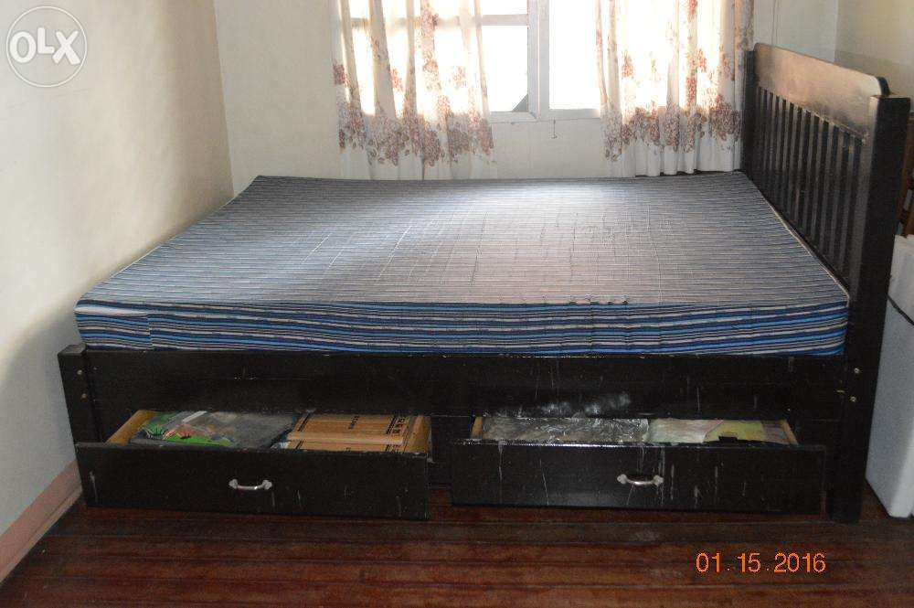 Bed Frame Queen Size Philippines