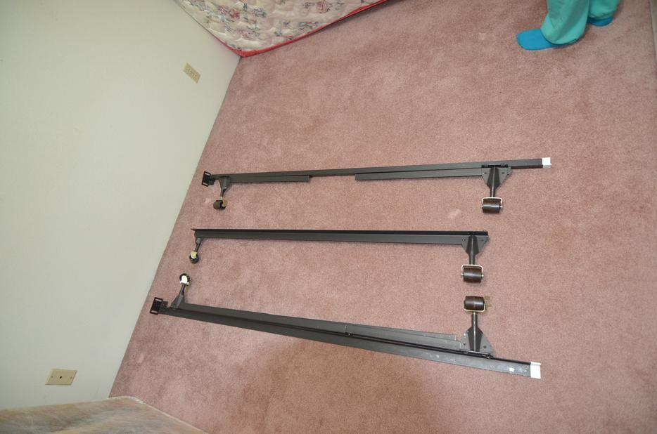 Bed Frame Support Bar