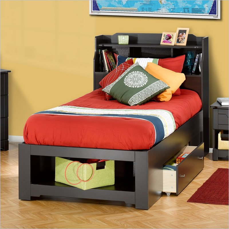 Bed Frame Twin With Storage