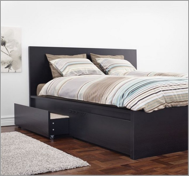 Bed Frame With Storage Drawers Uk