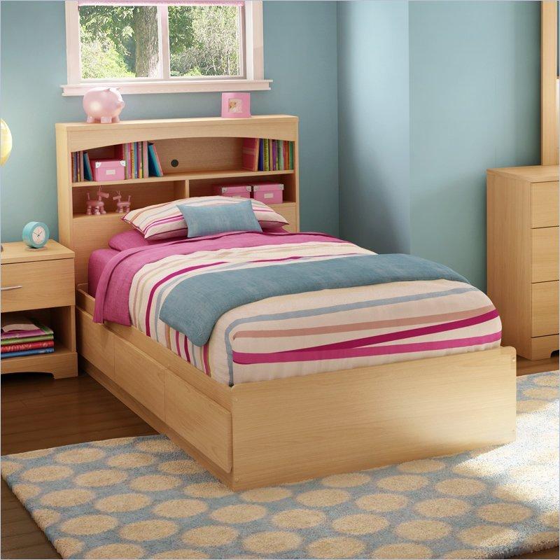 Bed Frame With Storage Walmart