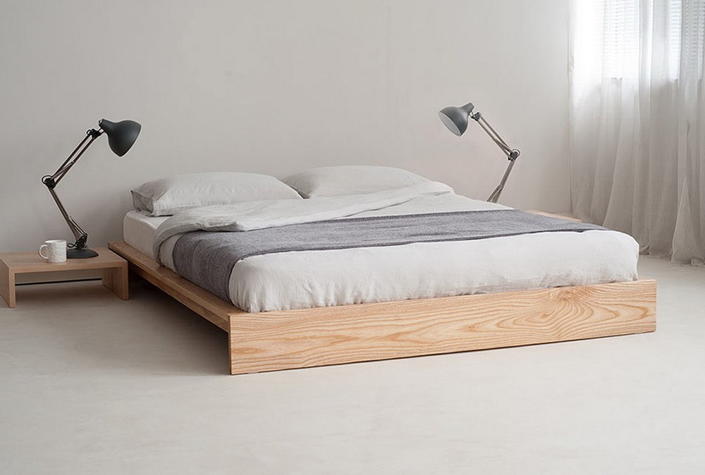 Bed Frame Without Headboard