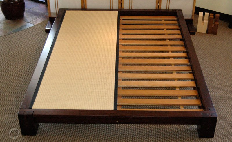Bed Frame Without Slats