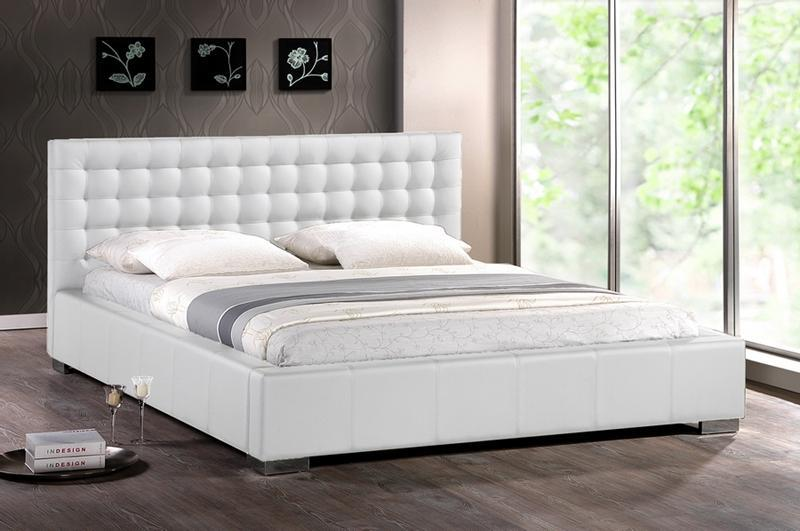 Bed Frames King Size White