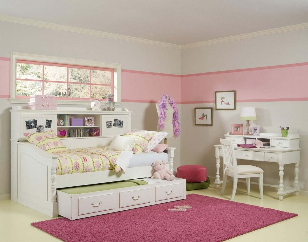 Bed Frames With Drawers Twin Size