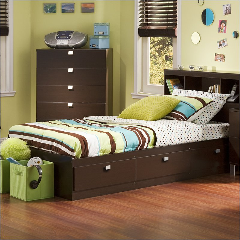 Bed Frames With Storage Twin