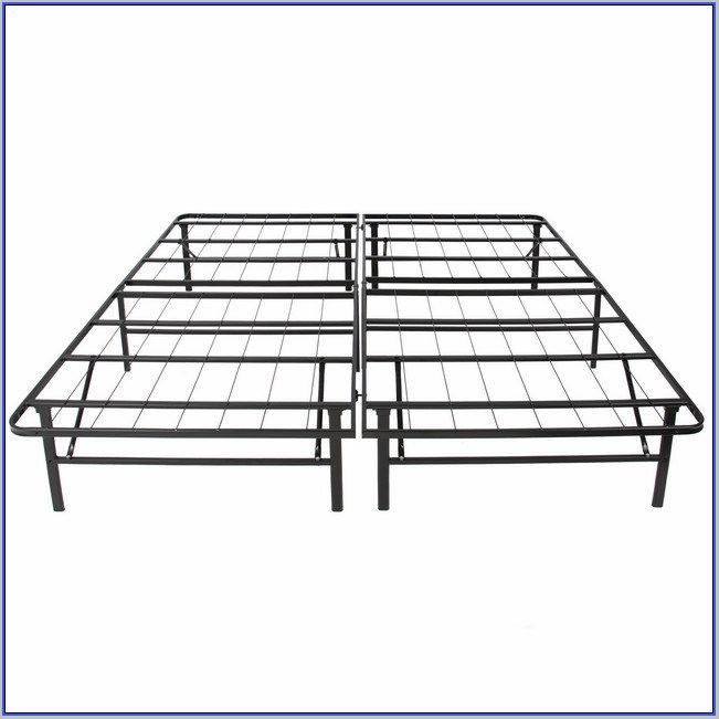 Bed Frames Without Box Spring Required