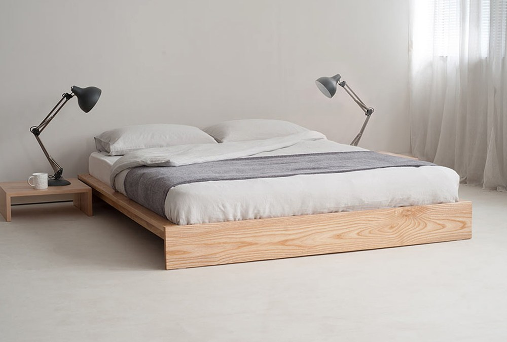 Bed Without Frame Ideas