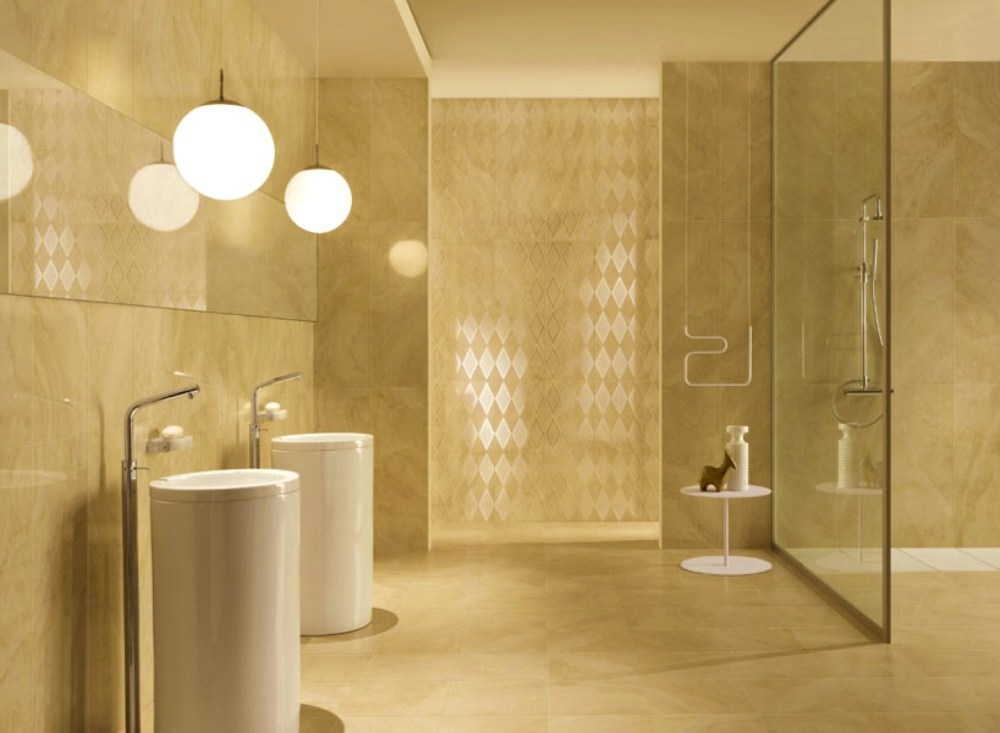 Beige Bathroom Images