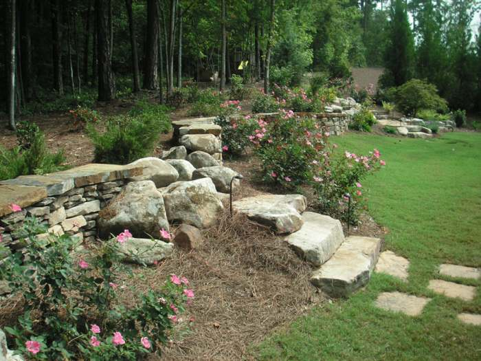 Best Hillside Landscape Ideas