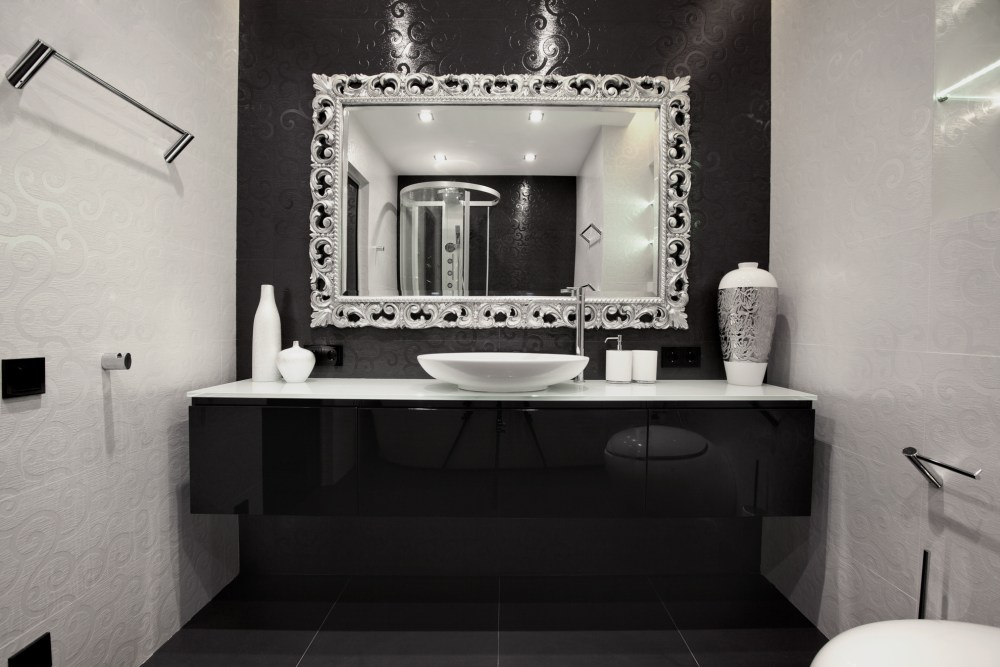 Black And White Bathroom Ideas Uk
