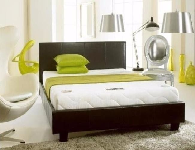 Black Bed Frames Single