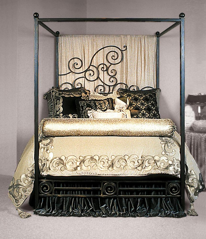 Black Metal Queen Size Bed Frames