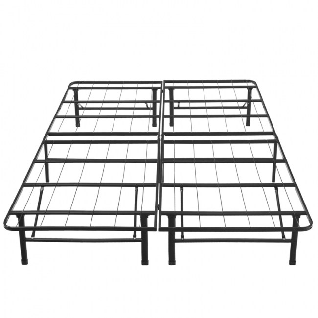 Black Platform Bed Frame By Boyd