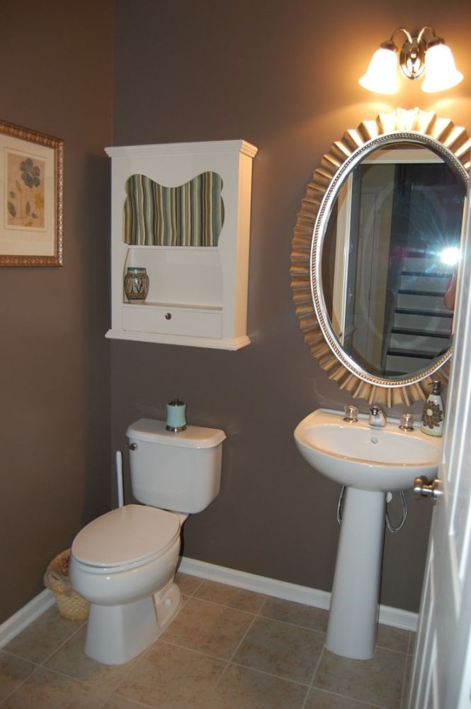 Black Tan Bathroom Ideas