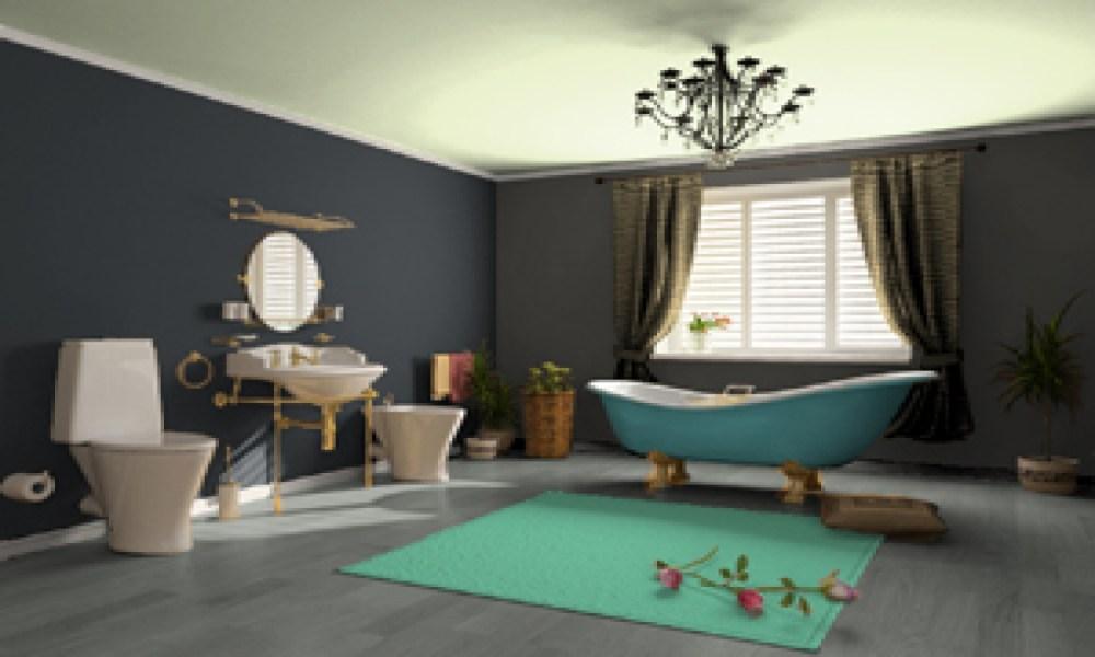 Blue Bathroom Color Scheme Ideas