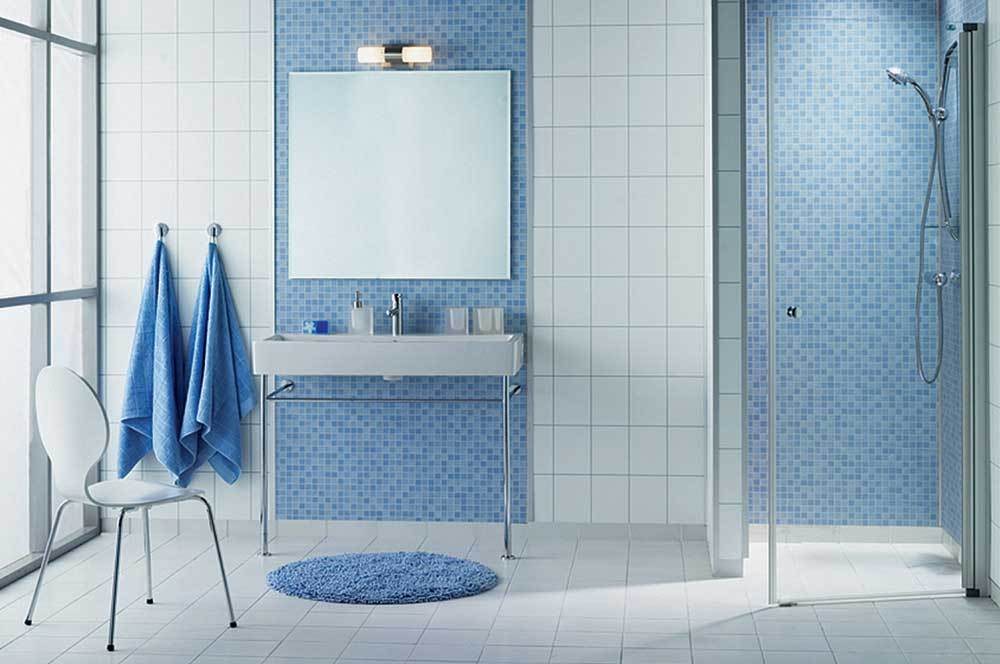 Blue Bathroom Ideas Photos