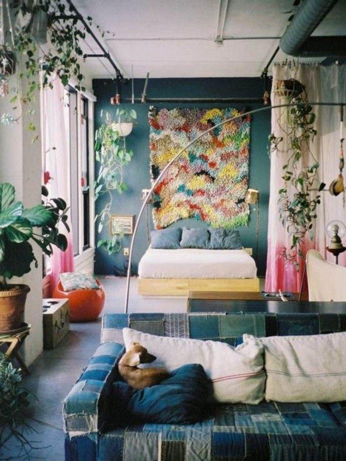 Boho Chic Bed Frames