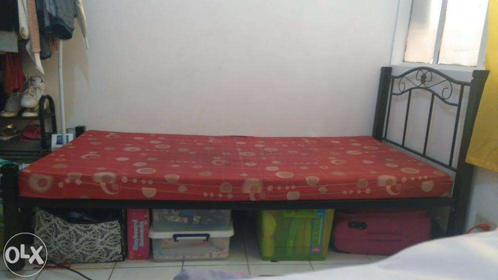 Box Frame Bed For Sale