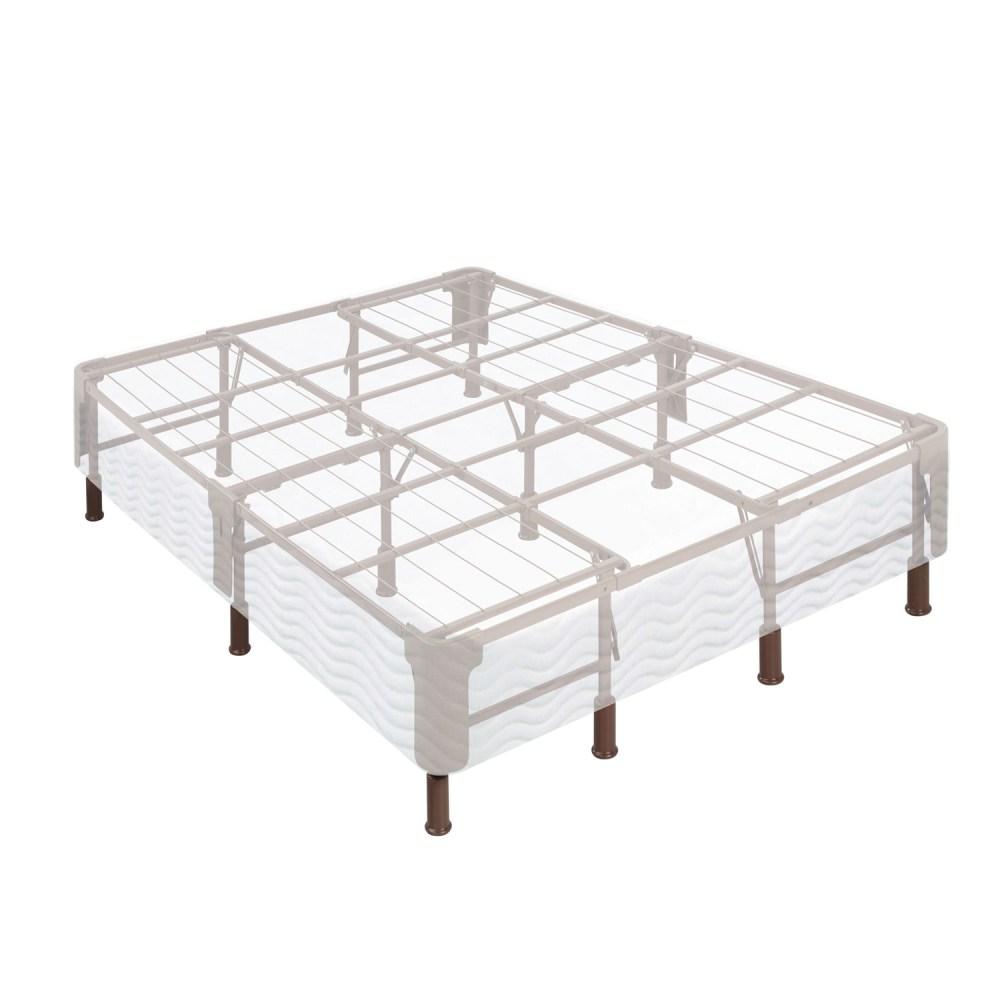 Box Spring Bed Frame Full
