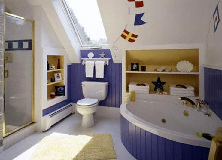 Boy Bathroom Ideas