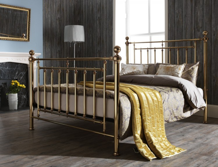 Brass Bed Frame King