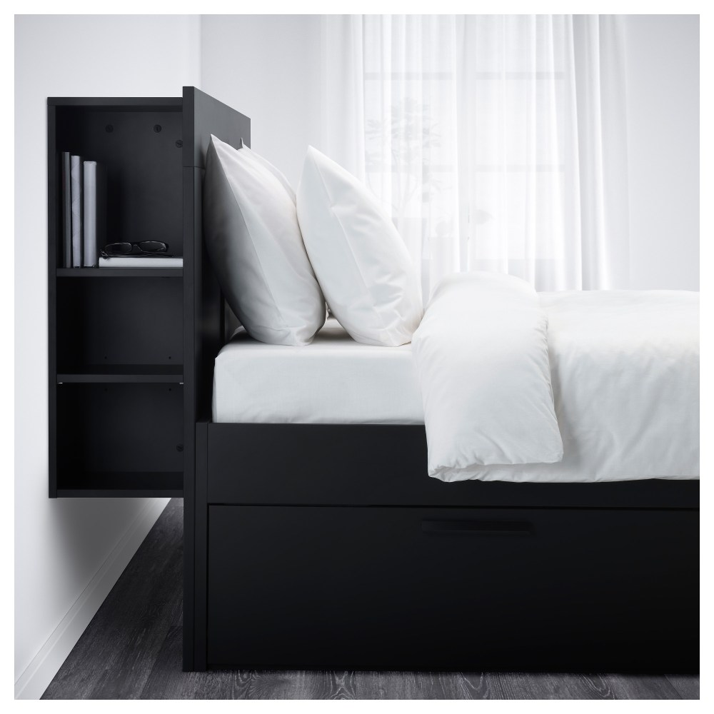 Brimnes Bed Frame With Storage & Headboard Review