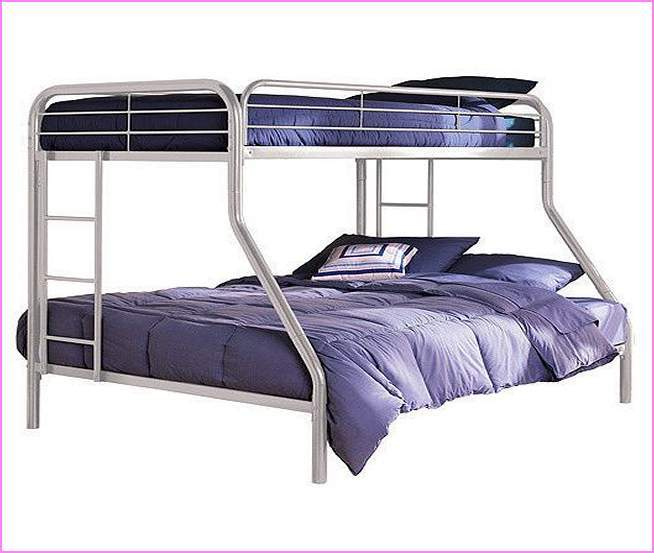 Bunk Bed Frame Twin Over Full