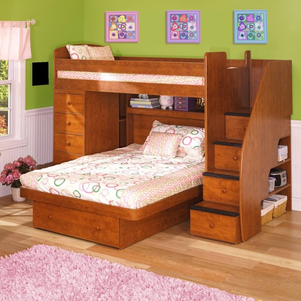 Bunk Bed Frames Full Size