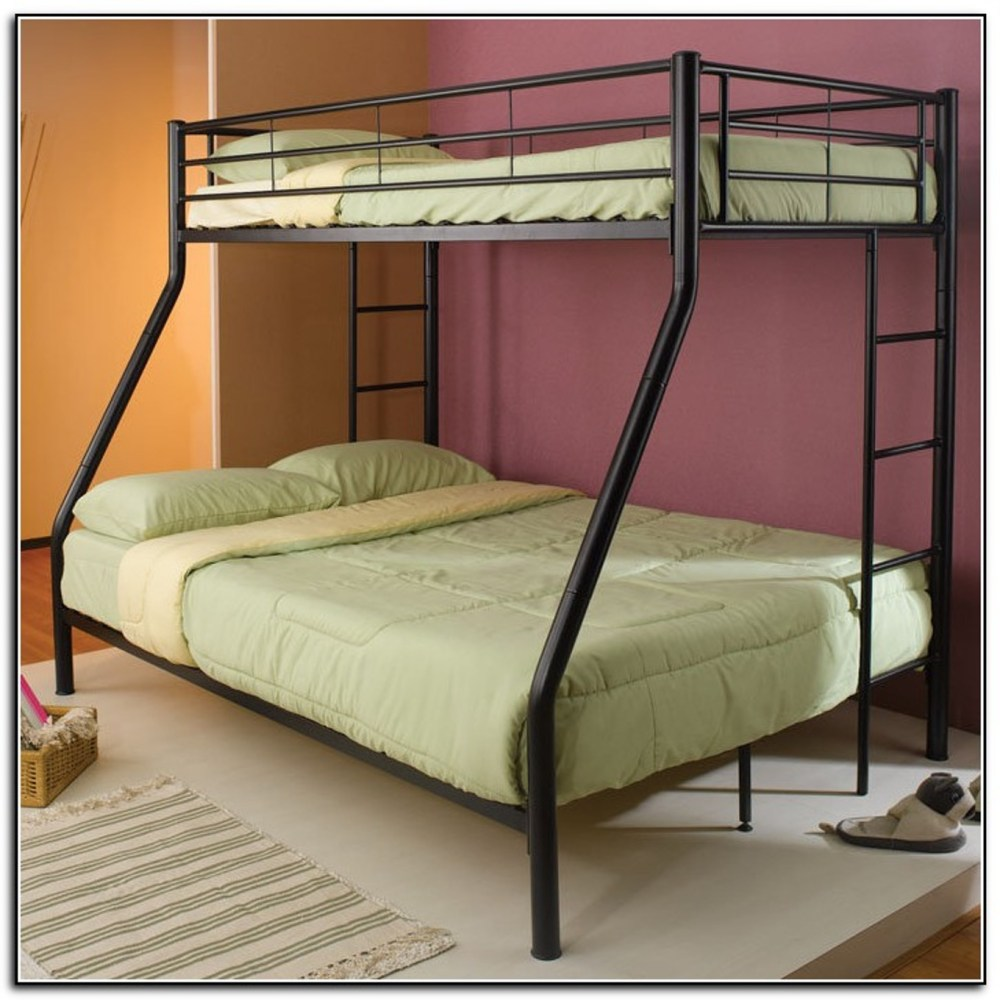 Bunk Bed Frames Twin Over Queen