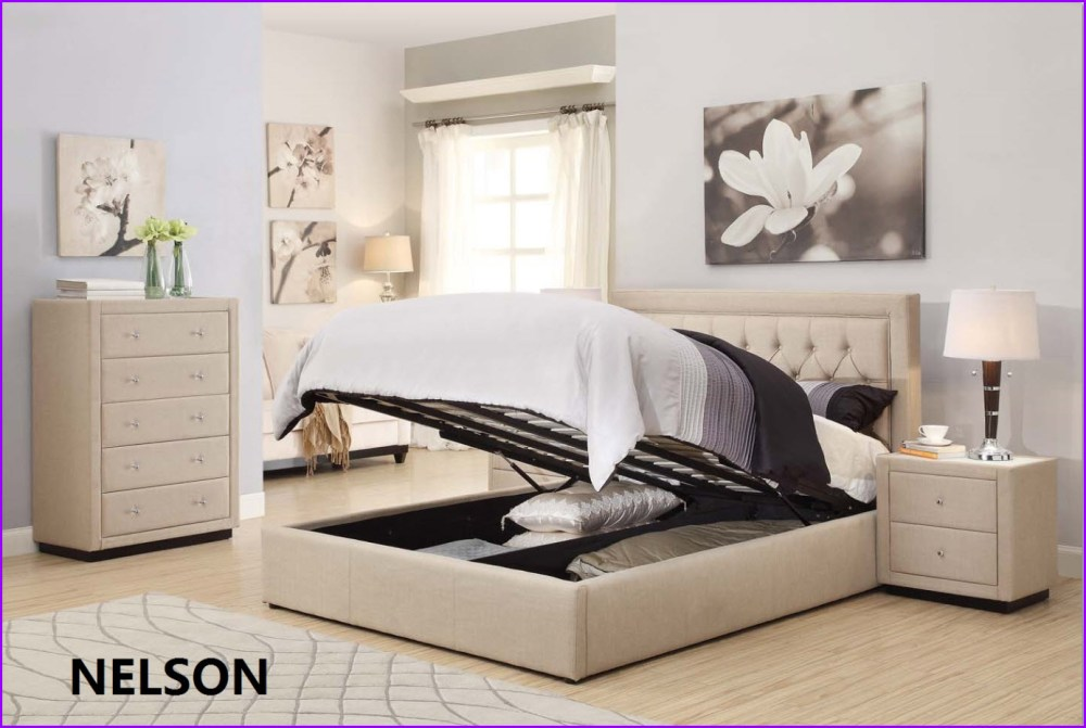 Buy Bed Frame With Storage