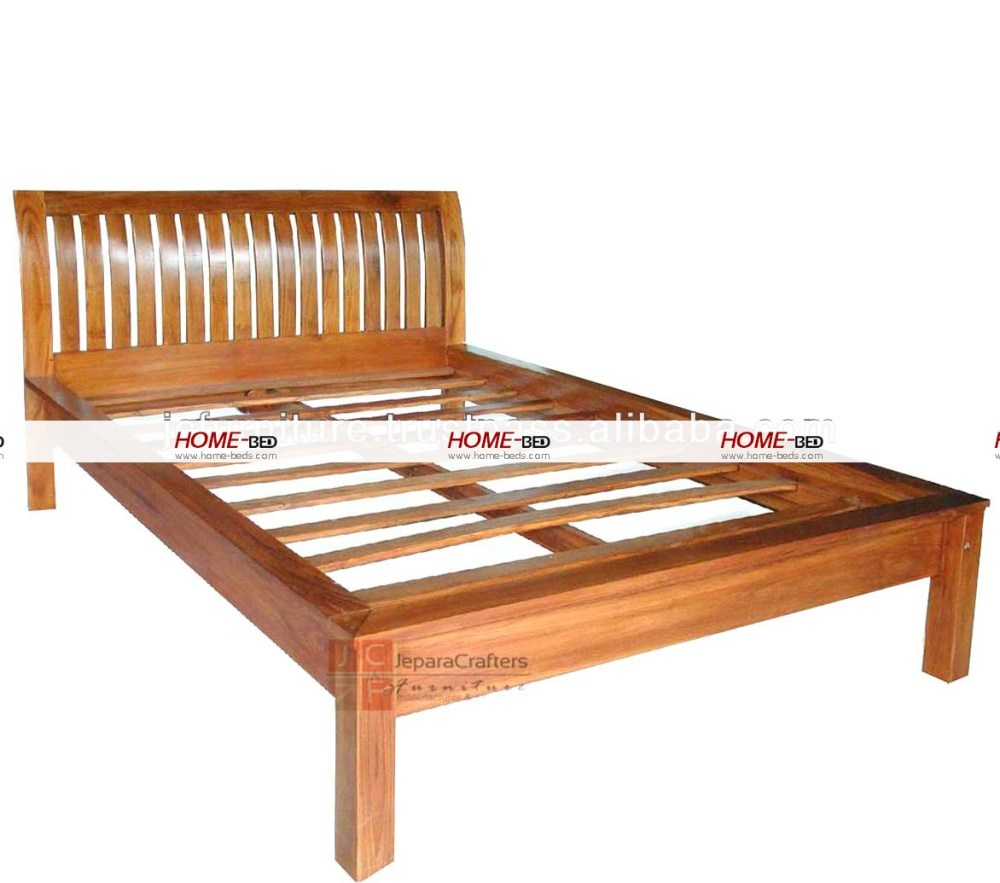 Buy Wood Bed Frame