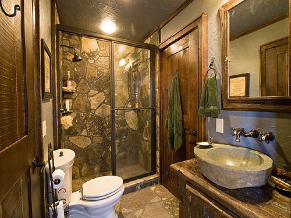 Cabin Bathroom Remodel Ideas