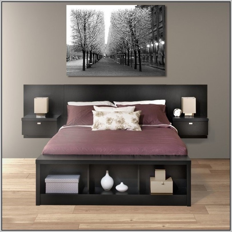 Cal King Bed Frame And Headboard